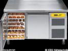 Backwarenkühltische / Bäckereikühltische