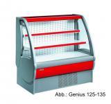 Wandkühlregal Genius 125-70 - Arneg