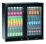 Flaschenkühler 220L, 2 Türen