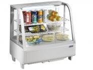 Tisch-Kühlvitrine Modell KATRIN weiß