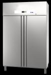 Edelstahlkühlschrank Ready KU 1407