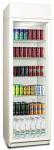 Glastürkühlschrank FLK 365 weiß