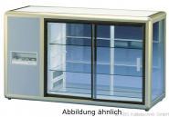 Aufsatzkühlvitrine Orizont 200 Self Service (silber)