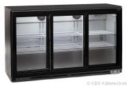 KBS 321  Backbar schwarz