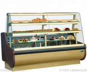 Kuchentheke Bake 1600