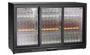 Barkühlschrank 270L 3 Schiebetüren