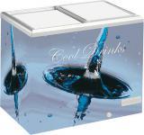 Kühltruhe mit Schiebedeckel CABC 35 - Esta