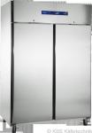 Edelstahl Kühlschrank KU 1416