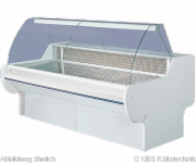 Freikühltheke Space 1500