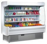 Kühlregal Modell Marao 900x850x1810 mm,