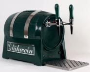 Getränkedurchlauferhitzer 2-leitig, 9 kW mit Luftkompressor für externe Pumpen