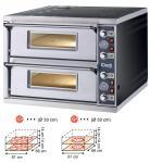 MORETTI Elektro-Pizzaofen iDeck PD 72.72