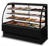 Kuchen -Kühltheke mit 4 Auslagen ,