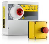 Pego Personenalarm für Kühlzellen ECP APE 03