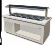 Salatbuffet Modell Premium Line SB-K 200 W