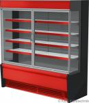 Wandkühlregal Paros Pro 192 mit Drehtüren