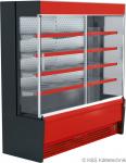 Wandkühlregal Paros Pro 192 mit Schiebetüren