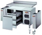 2er Schubladenset für Kühltisch KYLJA
