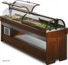 Bolero RF 2000 salatbuffet nussbaum dunkel