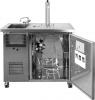 EC-Mobile Kühltheke mit Zapfanlage + Säule