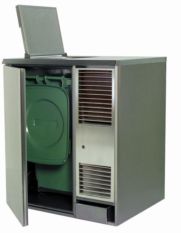 Abfallkühler AFK 120-1 Z