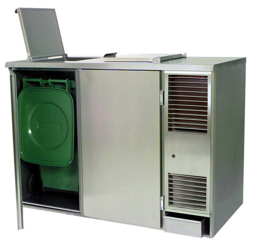 Abfallkühler AFK 240-2 Z