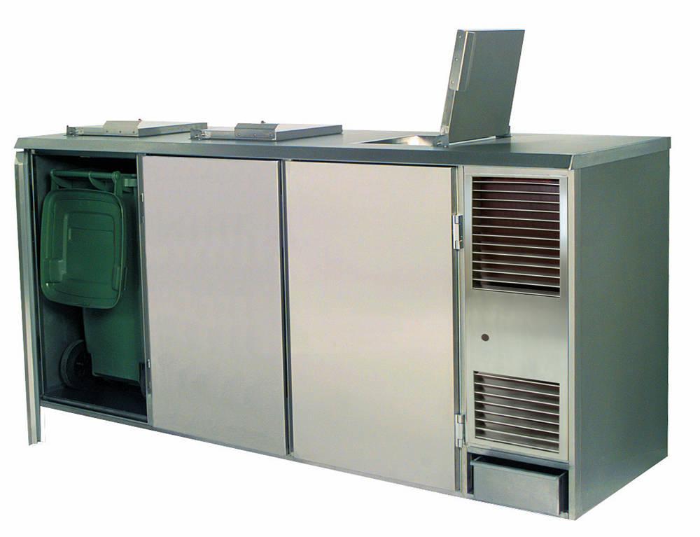 Abfallkühler AFK 120-3 Z