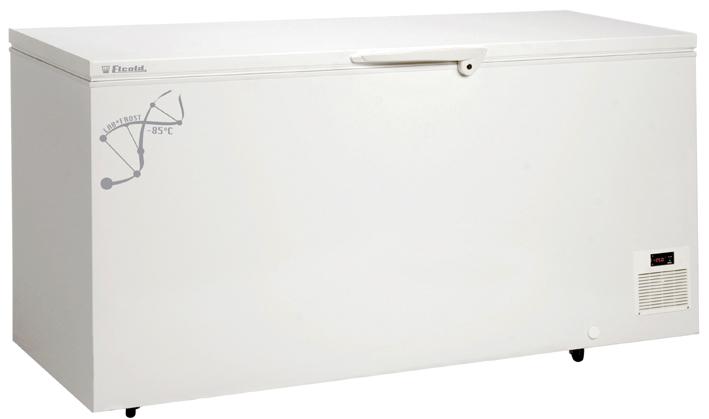 Spezialtiefkühltruhe S85TK130 bis -85°C