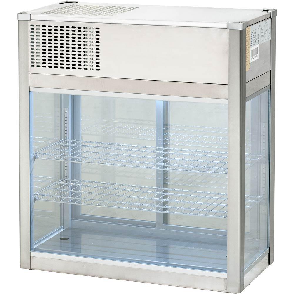 Auftisch-Kühlvitrine, 201 Liter, Abmessung 1008 x 413 x 940 mm (BxTxH)