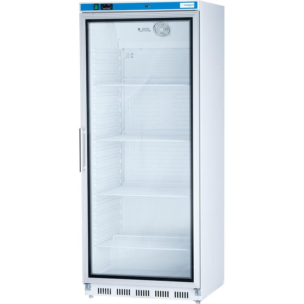 Kühlschrank mit Glastür, 600 Liter, Abmessung 775 x 695 x 1900 mm (BxTxH)