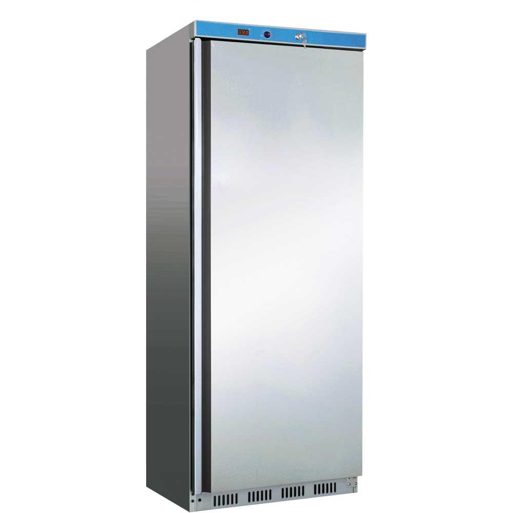 Tiefkühlschrank INOX, 600 Liter, Abmessung 775 x 695 x 1890 mm (BxTxH)