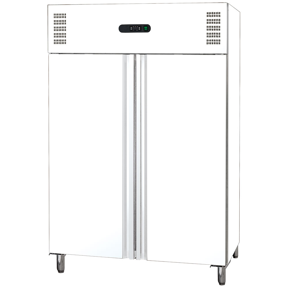 Kühlschrank, 1200 Liter, weißes Gehäuse, Abmessung 1340 x 800 x 2000 mm (BxTxH)
