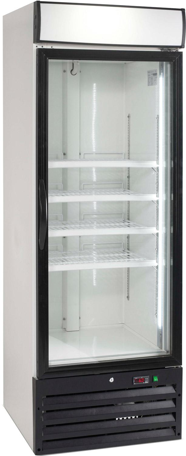 Gewerbetiefkühlschrank TKU 440 G-LED