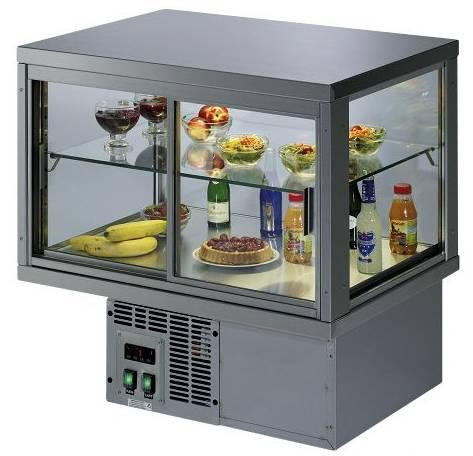 Aufsatzkühlvitrine VEU 206