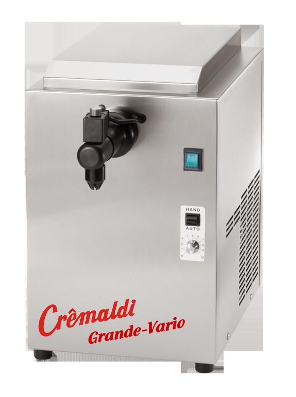 CREMALDI GRANDE VARIO Sahnemaschine