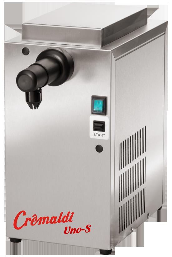 CREMALDI Uno S 1,5 Ltr. Sahnemaschine