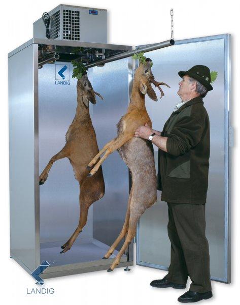 Wildkühlschrank LU 11000 Premium