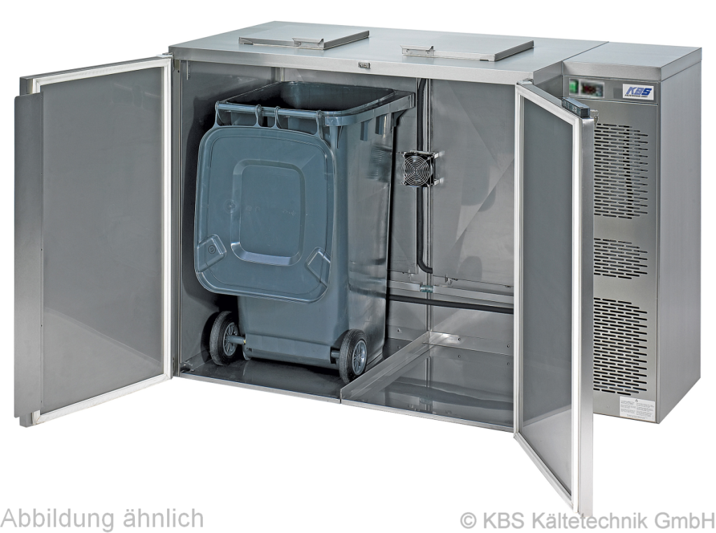 Nassmüllkühler NMK 960