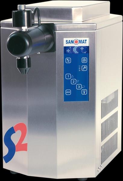 SANOMAT S-Klasse S2 2,0 Ltr. Sahnemaschine