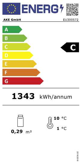 Aufsatzkühlvitrine AKV-S 146